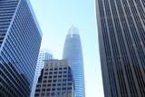 Morning Street View in San Francisco
