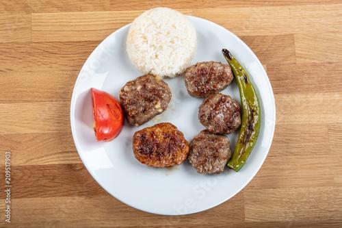 Mixed Meatballs / Kofte - 209517903