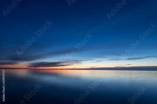 Fotobehang Zonsopgang Sunrise