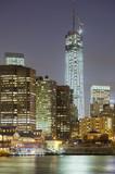 One World Trade Center, New York, At Night - 209549500