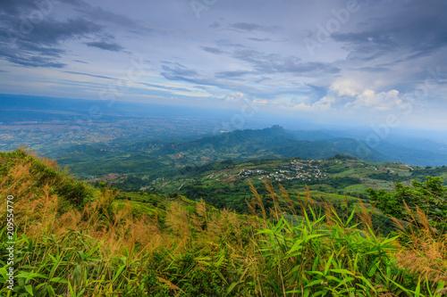 Aluminium Thailand Landscape of Phu- tub-berk Phetchabun province, Thailand.