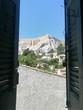 window on acropolis
