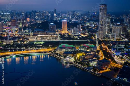 Singapour - Marina Bay