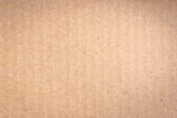 Close up brown cardboard paper box texture and background. - 209575303