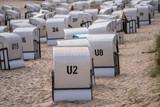 Strandkörbe auf Usedom - 209614305
