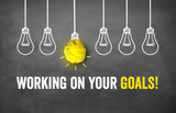 Working on your Goals! - 209659186
