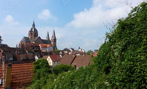 Fototapeta St. Peter in Heppenheim