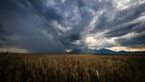 Sturm über der hohen Tatra