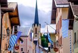 old town of garmisch-partenkirchen in germany - 209700378