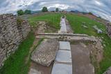 Ruins of the Ulpia Traiana Sarmizegetusa fortress, Romania - 209707130