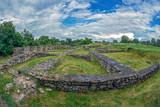 Ruins of the Ulpia Traiana Sarmizegetusa fortress, Romania - 209707159