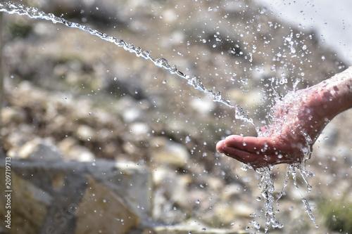 świeże, naturalne i pyszne wody pitne