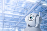 CCTV security camera in locations - 209724718
