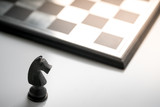 Chess business concept, leader teamwork & success - 209724976