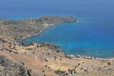 small village finix near loutro on the south coast of crete, greece - 209730936