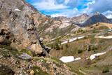 Casse Deserte in den Hautes Alpes de Provence