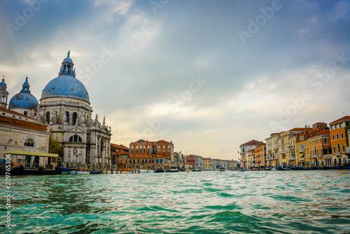 A tour in Venice