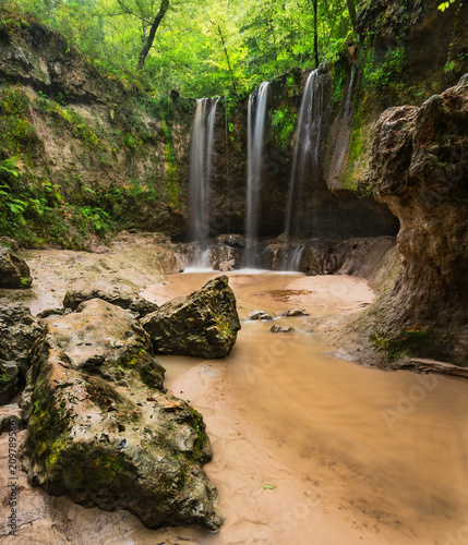 Clark Creek Falls - 209789586