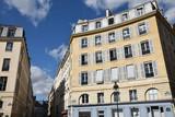 Place de l'Odéon à Paris, France - 209838116