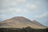 Lanzarote, Vulkane