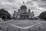 Saint Isaac cathedral in Saint Petersburg - 209936965