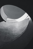 Architecture details Cement stair curve design - 209969916