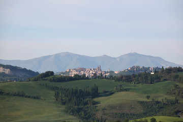 Urbino, panorama © Gianfranco Bella