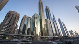 hyperlapse, Dubai Sheikh Zayed road, UAE - 210013732