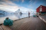 Fisherman's village, Lofoten - 210015371
