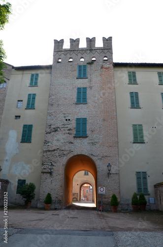 Torre a Busseto © Massimo Beccegato