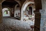 camerata cornello ancient medieval village in Italy - 210027302