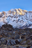 Annapurna Base Camp Trekking in Nepal Snow Capped Mountain Views