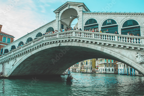 Boats and canals, Venice italy