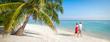 Entspannen im Sommerurlaub am Strand