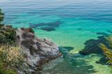 Aegean sea, Skiathos. - 210064908