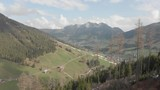 Filmed in the Alpbach Valley on a Spring Morning. - 210066554
