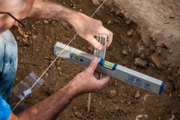 misura scavo