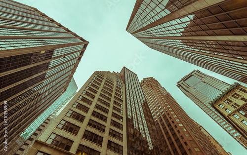 Foto Murales Skyscraper