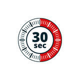30 Seconds Time illustration - 210163993