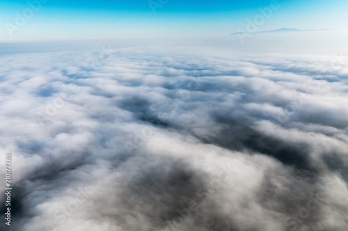 Over the clouds - 210177788