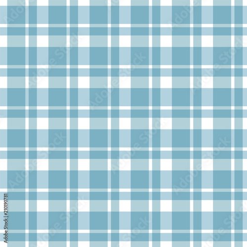 Abstract vector geometric seamless pattern. Vertical and horizontal stripes. Plaid.Can be used for wallpaper,fabric, web page background, surface textures. © lena10sheiko