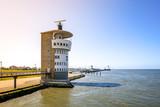 Cuxhaven, Alte Liebe, Radarturm  - 210205525