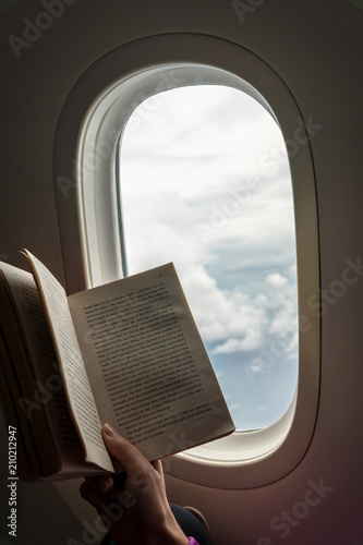 In the airplane - 210212947