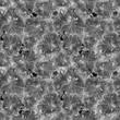 Floral Watercolor Pattern. Summer Vintage Flower Print. Modern Dress Design. Bud Repeating Wallpaper Design. Meadow Flowers Illustration. Spring Illustration for Textile. Exotic Flower. Hibiscus. - 210295302