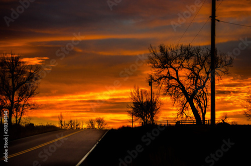 Backcountry Road © Zach