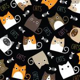 Cute Cats Wallpaper - 210336744