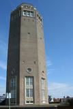 water tower of Zandvoort