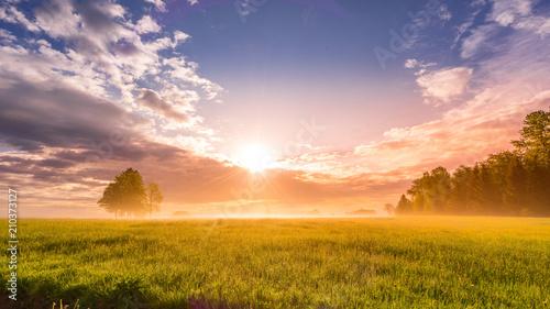 Sonnenaufgang im Schwarzwald - 210373127