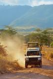 african jeep safari
