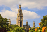 Bell tower of St. Stephen's Cathedral, Vienna - 210598364